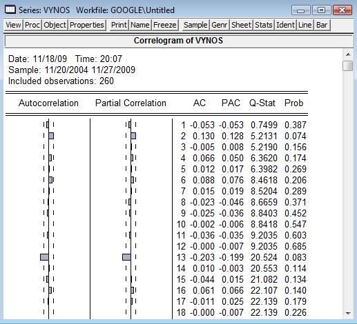cvi u010denie 3  modelovanie volatility  arch  garch